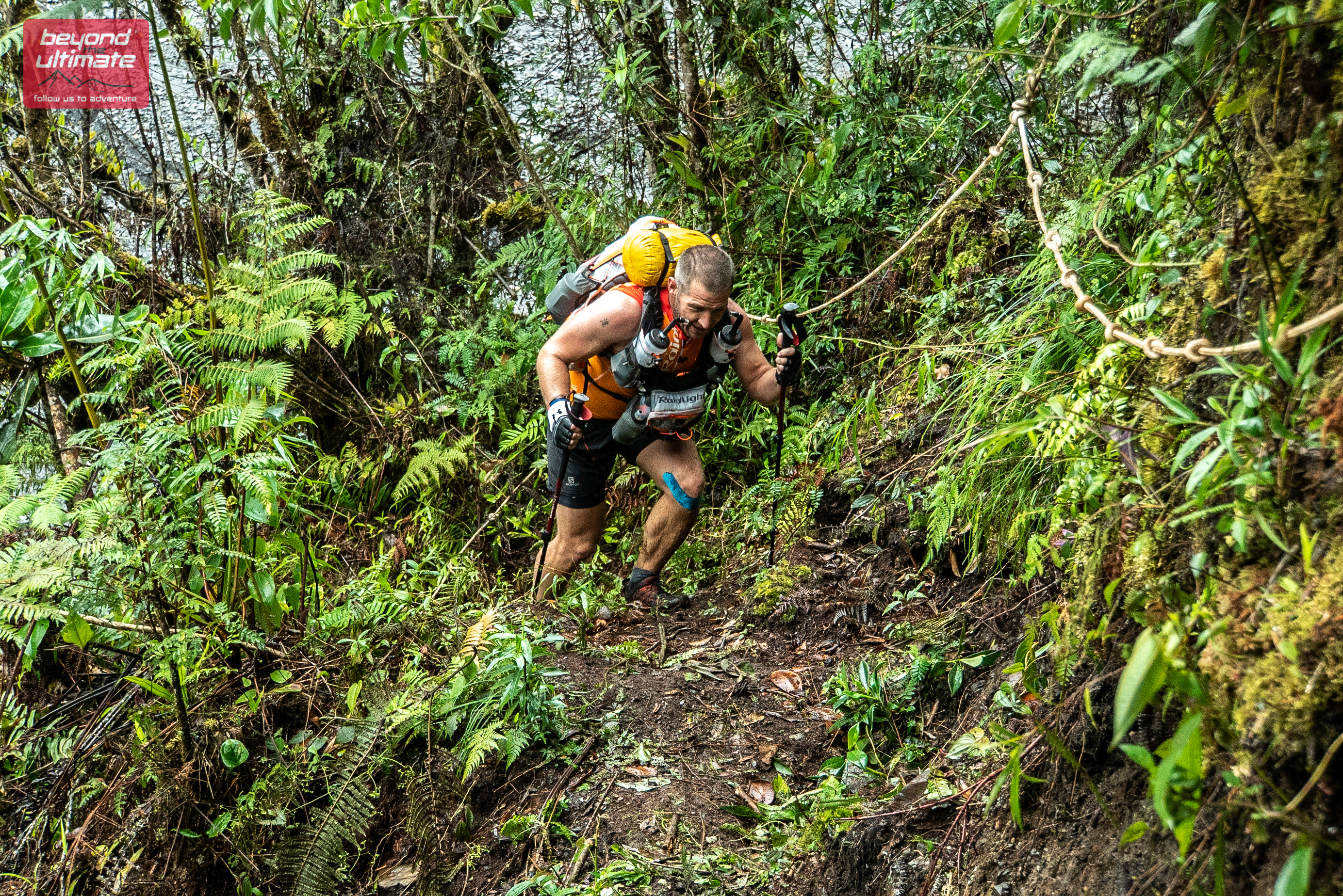 The Jungle Ultra: una carrera en el valle de Kosñipata