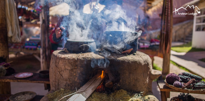 DISCOVER ANDEAN CUISINE THAT DATES BACK TO INCA TIMES