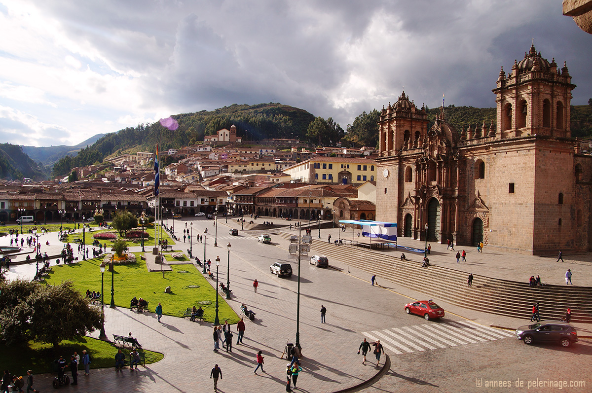 Enjoy Cusco city, the ancient capital of the Incas, while acclimatizing for your trekking adventure in the Andes
