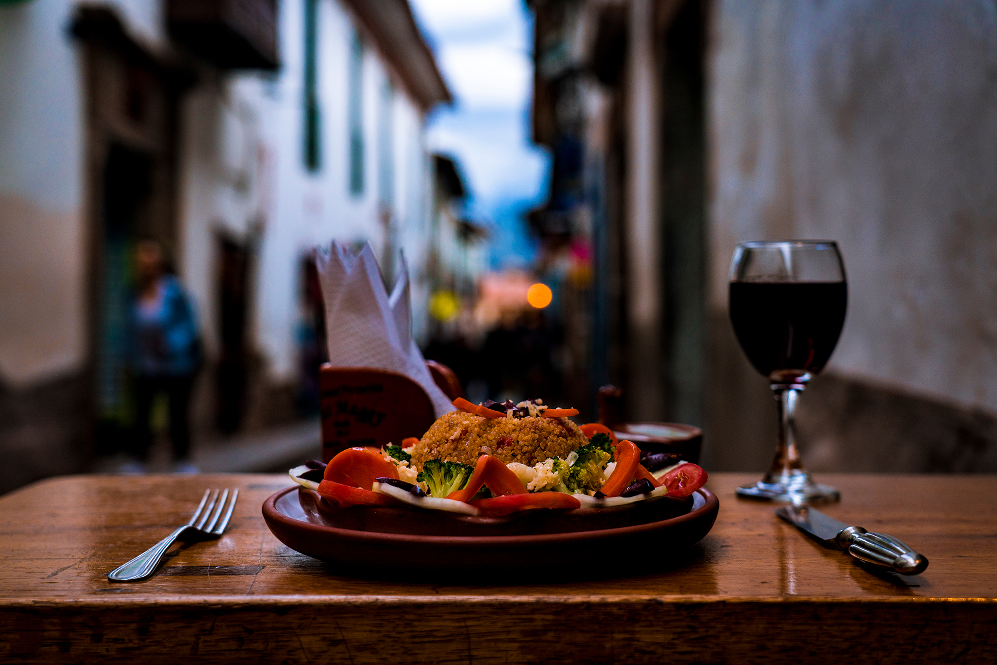 Peruvian cuisine is among the best in the world, and we'd like to show you why
