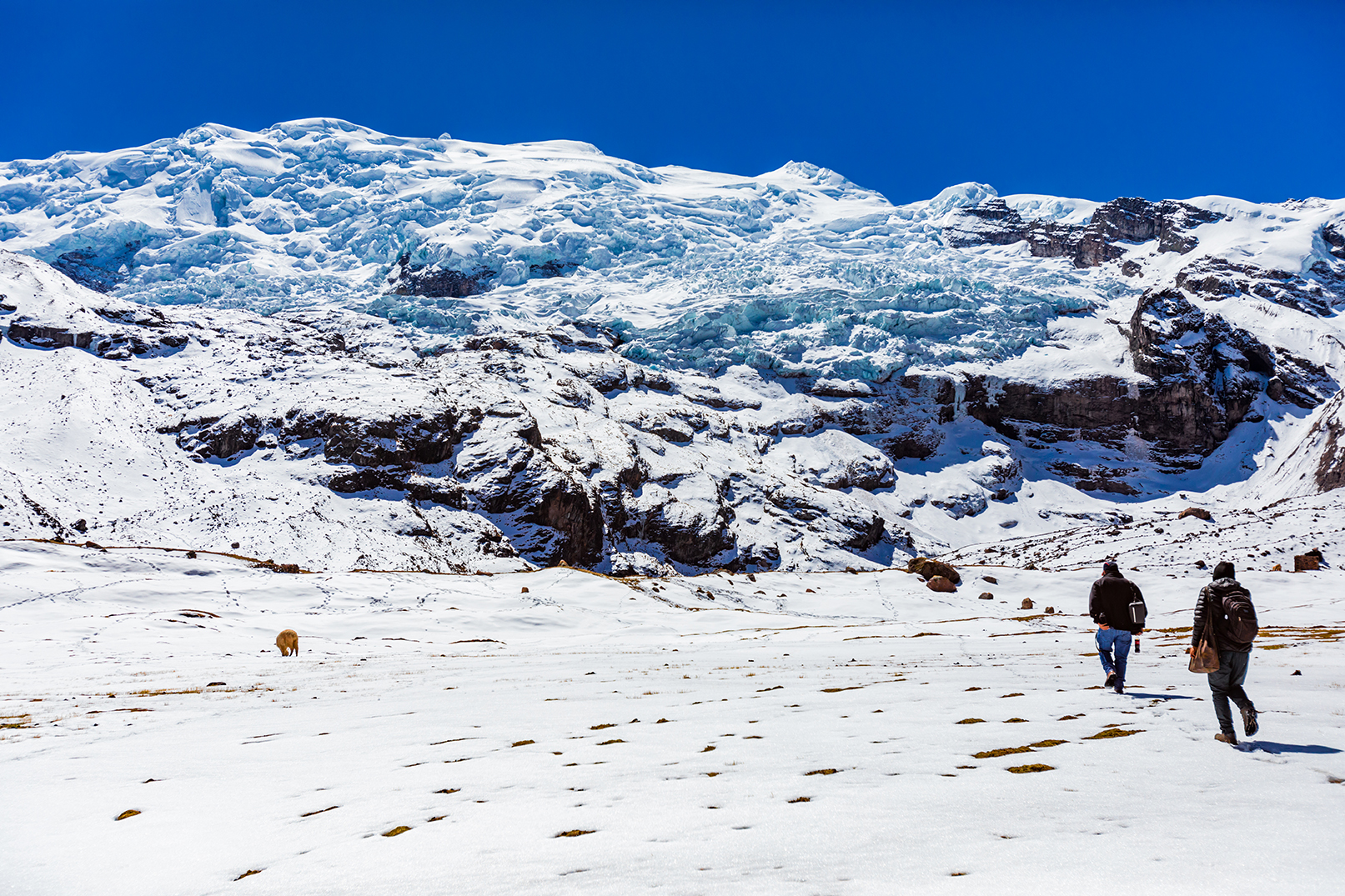 Our most exciting Andes mountain treks: How we do it