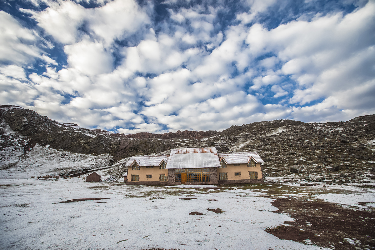 Our Ecolodges: High-altitude oases in Peru's southern Andes Mountains
