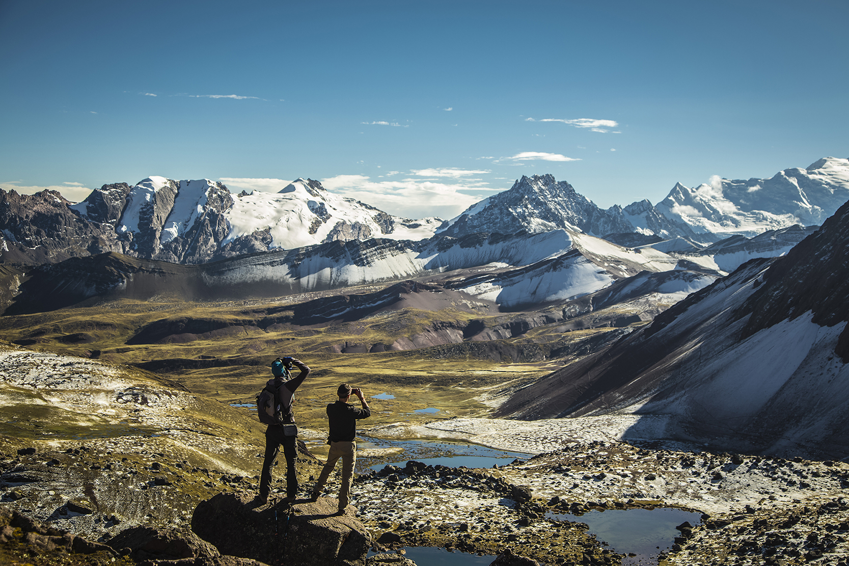 Living the Andean adventure: Our most popular hikes and best trekking routes at our unique ecolodges