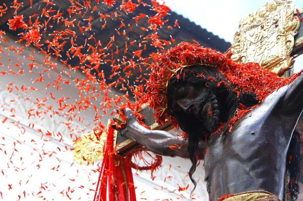 Holy Week celebrations in Cusco: A yearly cultural renewal of faith