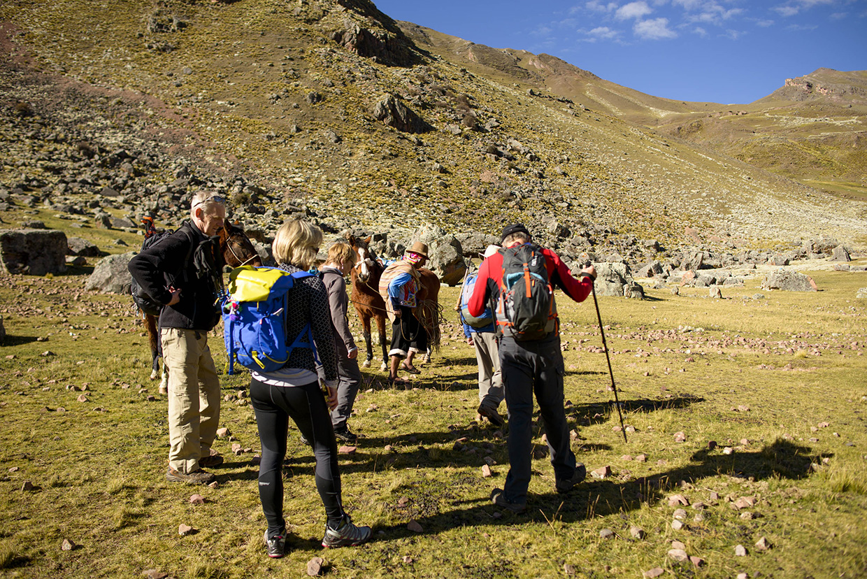 About Andean Lodges: Arriving in Cusco and our acclimatization programs