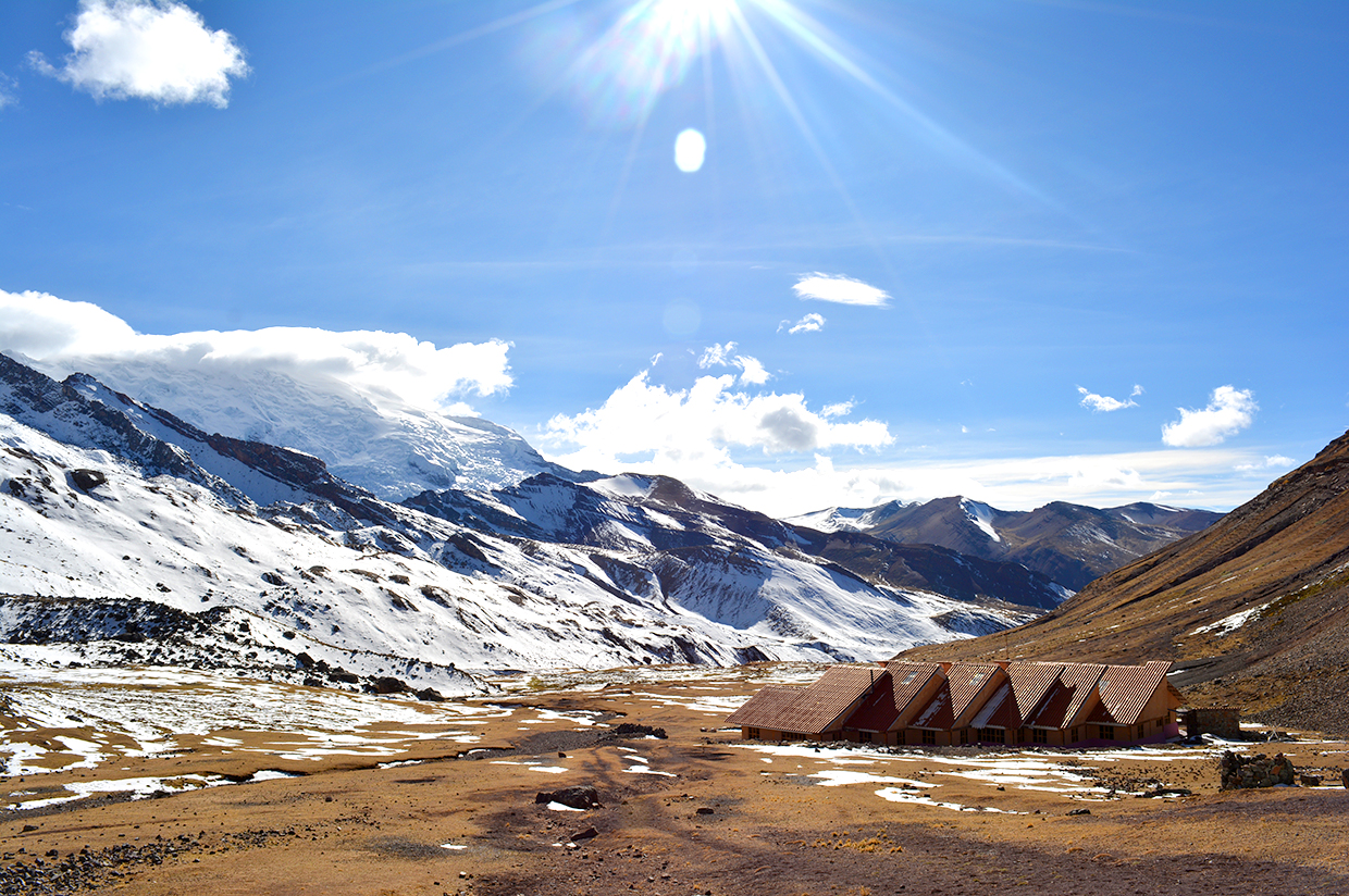Our history: How two communities came together to create Andean Lodges