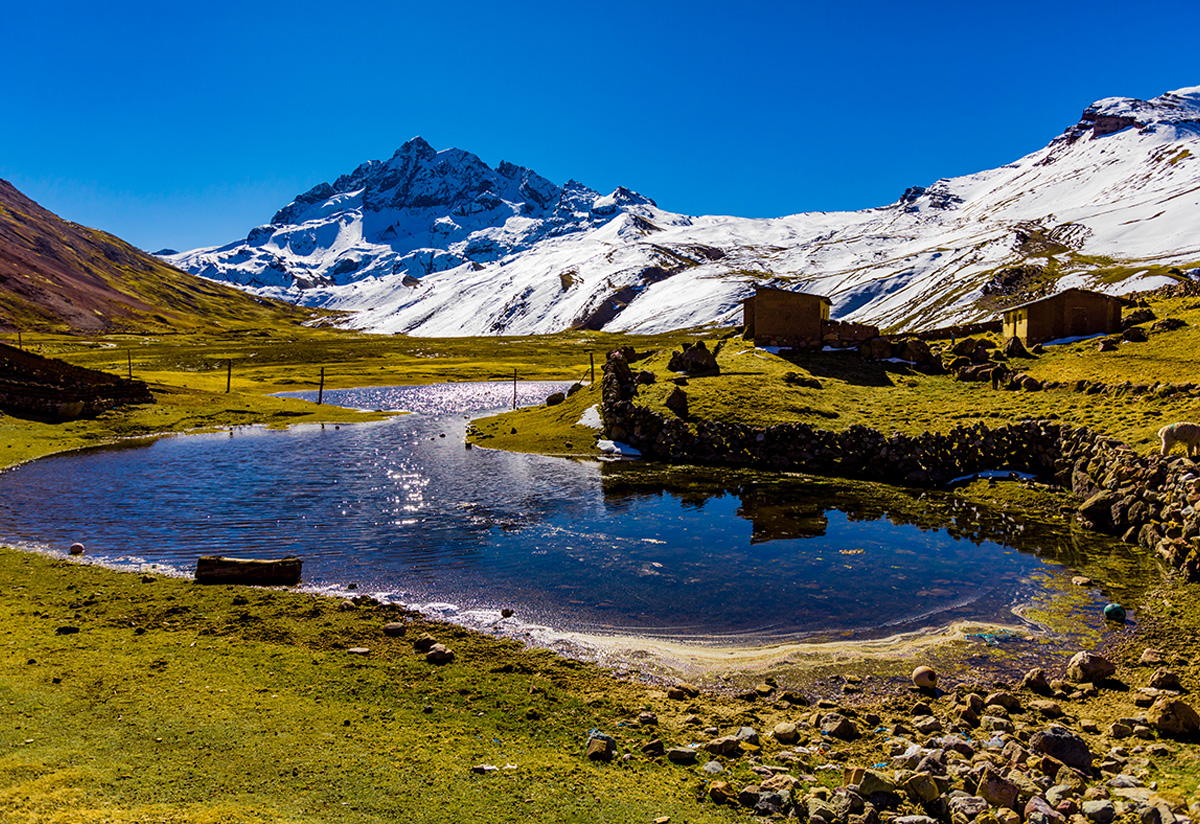 Andean Lodges' strong commitment to conserving Peru's environment