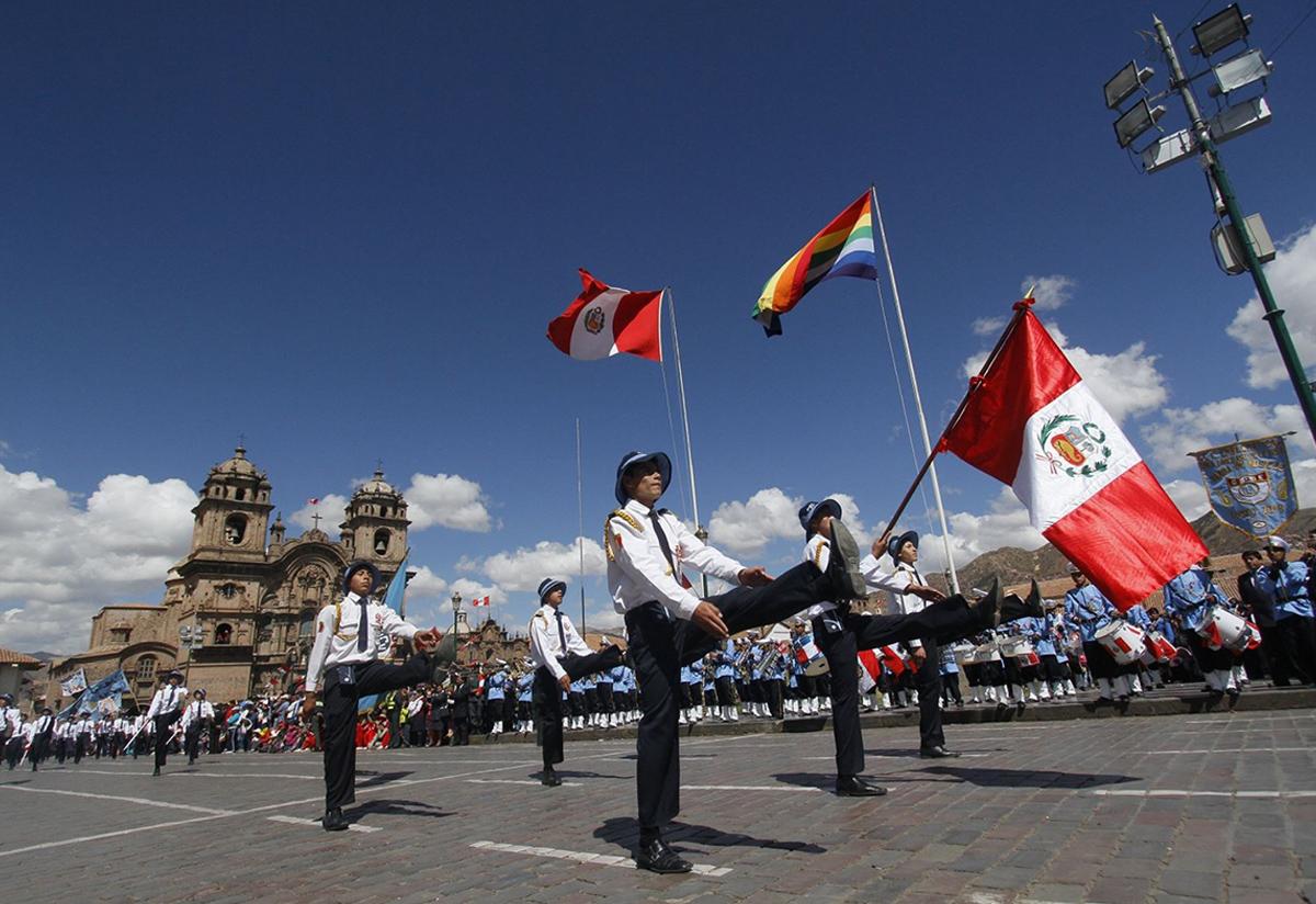 Fiestas Patrias: Celebrating Peru's Independence Day