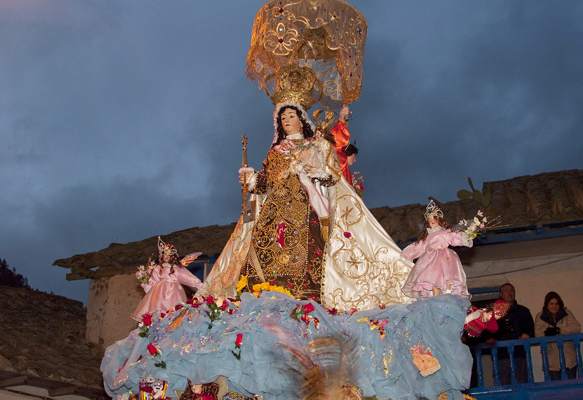 The Paucartambo Festival, the most devout and vibrant of Cusco's festivities
