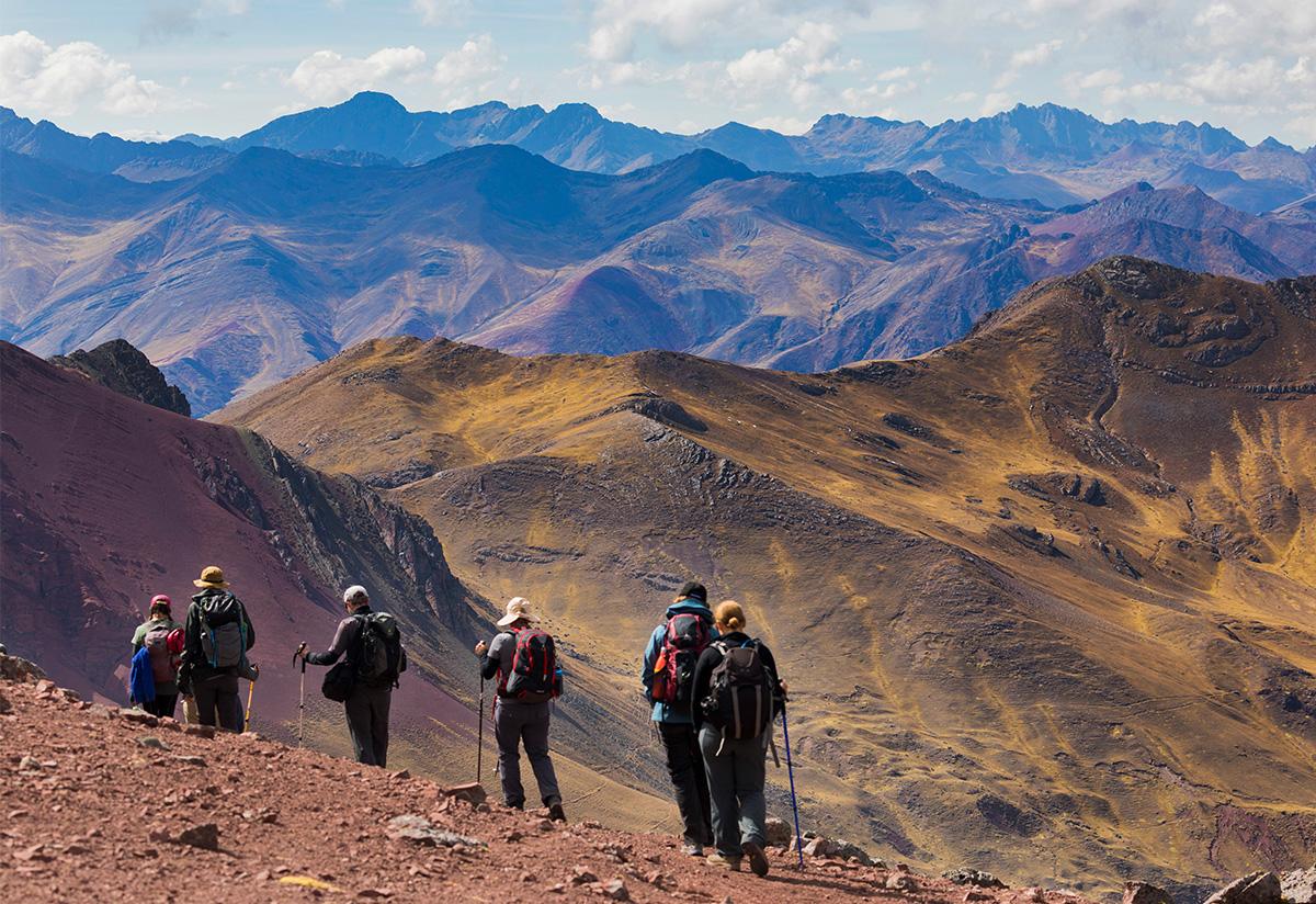 Climbing Ausangate: the best gear for a challenging climbing adventure
