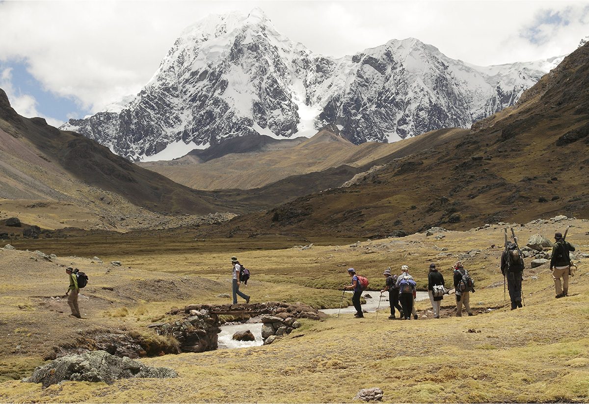 Trekking the Route to Ausangate: a beginner's guide to trekking in the Andes