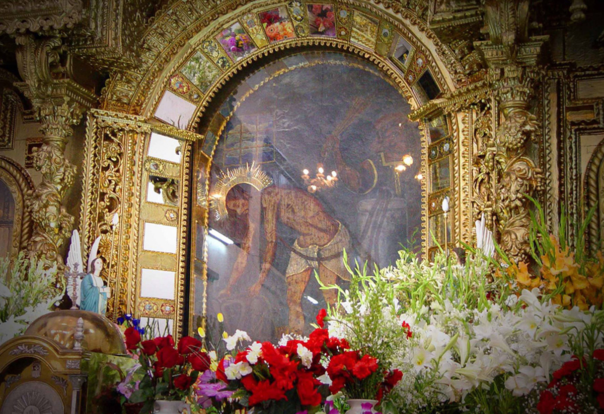 El Señor de Huanca: Cusco's Lord of Miracles