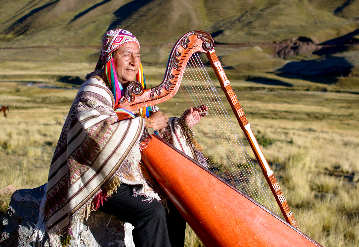 Andean music, a living manifestation of Inca and pre-Inca cultures