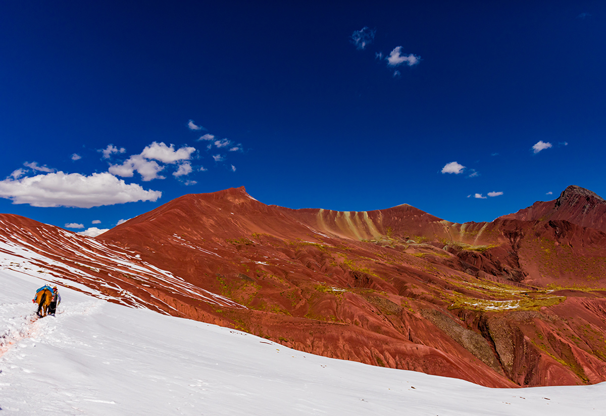 Our trek to Vinicunca: a step-by-step guide to trekking the Rainbow Mountain