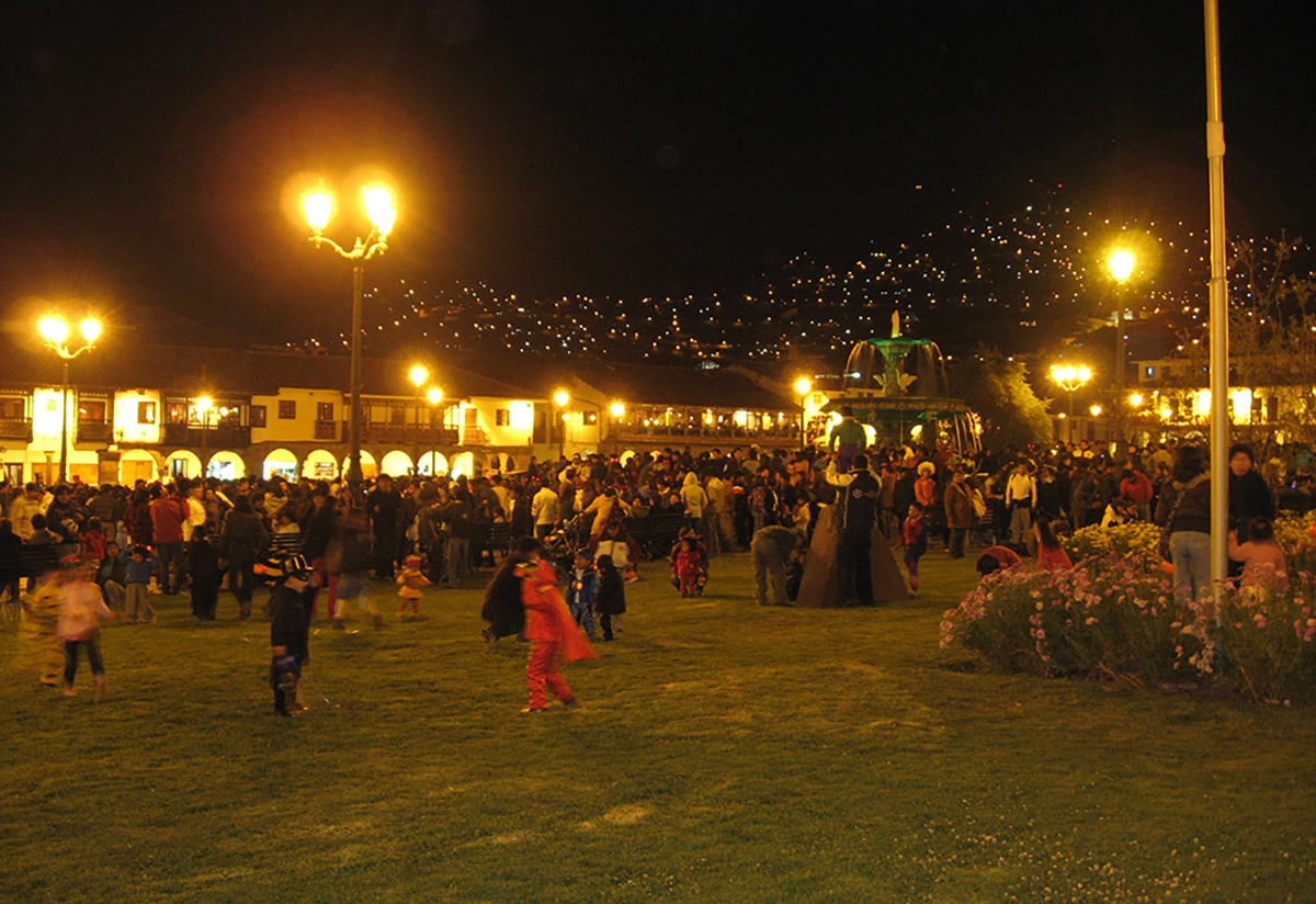 Halloween in Peru: a blend of Peruvian festivities with an American holiday