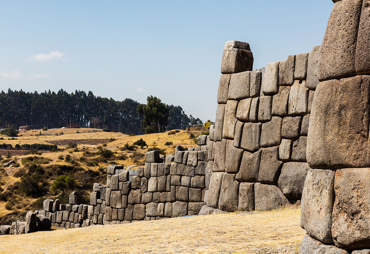 Andean Architecture: Inca techniques and materials used to build ancient cities