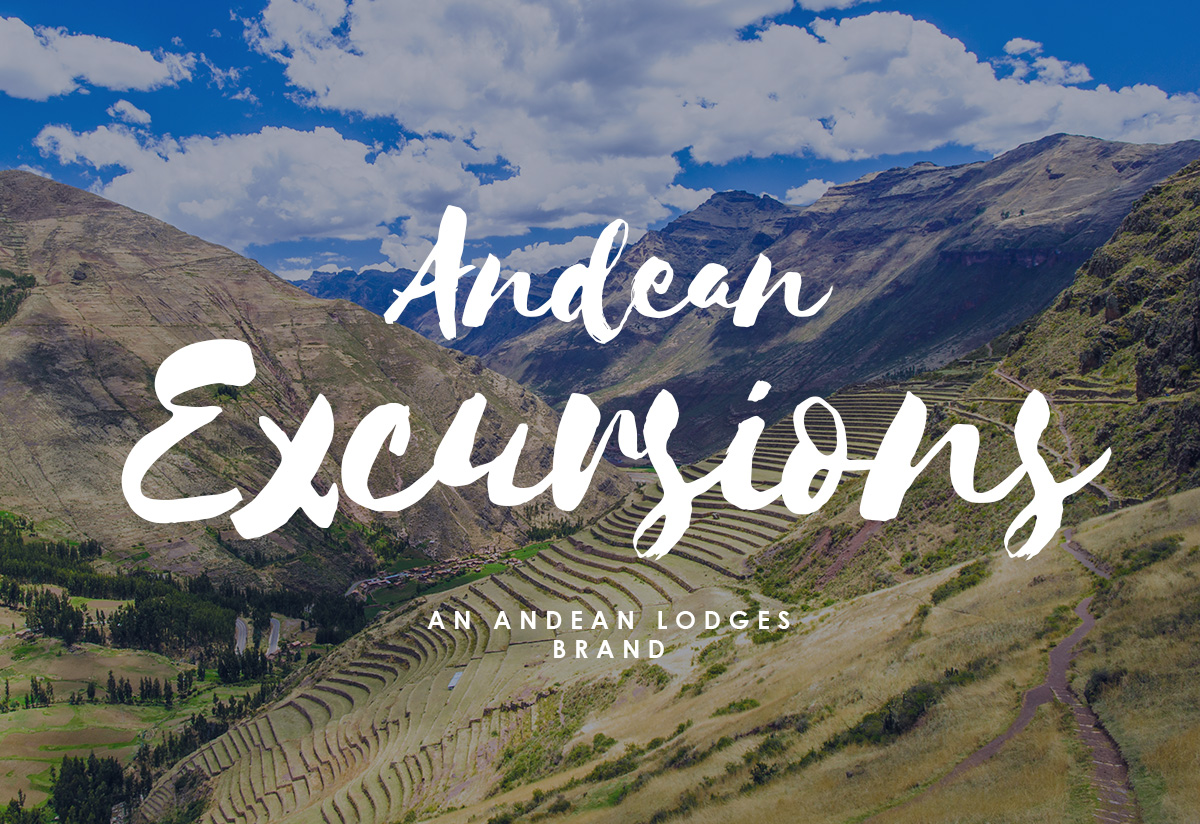 Introducing Andean Excursions:  Our new brand for your greatest Cusco adventure!