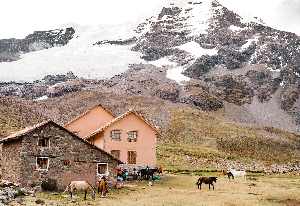 Any time of year is great for traveling in the Andes!