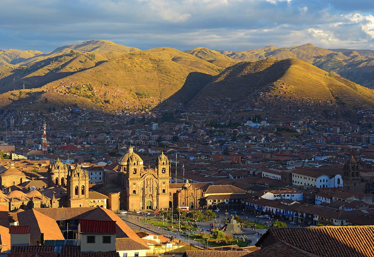 Cusco: the plentiful land the Incas chose to build their empire