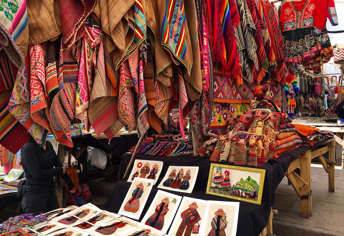 5 things to see at the world-famous Pisac Inca site and Pisac market.
