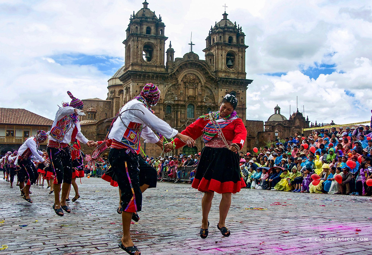 Cusco's Carnaval Festivities: 10 things for travelers to know