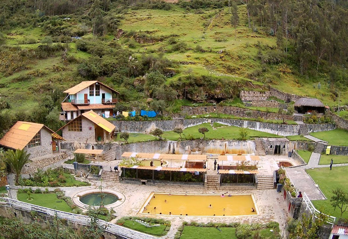 Lares: Relaxing hot springs in Cusco's Andes, and an alternate trail to Machu Picchu